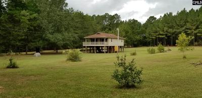Saluda Single Family Home For Sale: 1221 Barr Woods