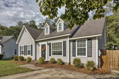 West Columbia Single Family Home For Sale: 262 Stonewood