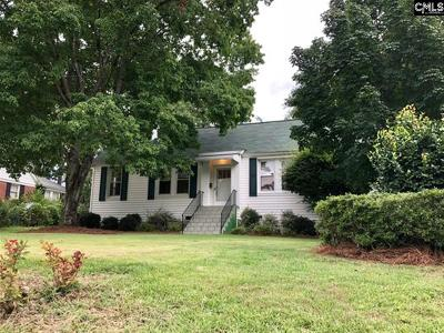 Single Family Home For Sale: 3819 Trenholm