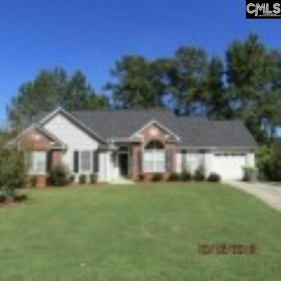Irmo Single Family Home For Sale: 8 Elcock