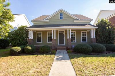 Single Family Home For Sale: 1828 Lake Carolina