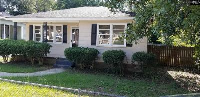 West Columbia Single Family Home For Sale: 633 Sumter