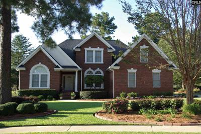 West Columbia Single Family Home For Sale: 249 Clubhouse