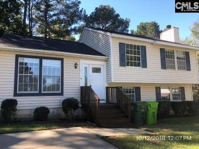 Irmo Single Family Home For Sale: 100 Woodspur