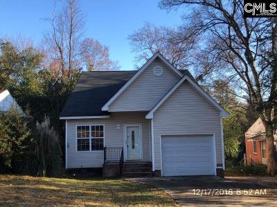 Single Family Home For Sale: 626 Colleton