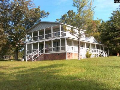 Batesburg, Leesville Single Family Home For Sale: 512 Lewis Waters
