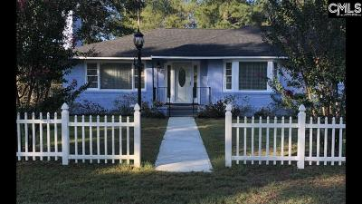 Lexington County Single Family Home For Sale: 113 Chinquappin