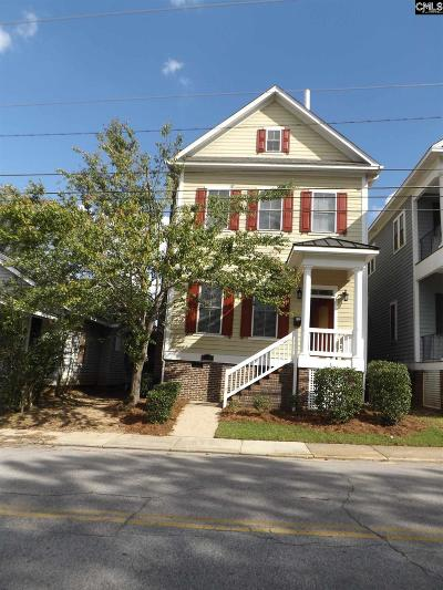 Columbia Single Family Home For Sale: 1010 Woodrow