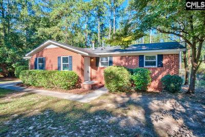 Lexington County, Richland County Single Family Home For Sale: 6833 Formosa