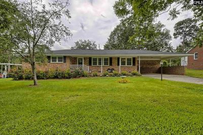 Cayce Single Family Home For Sale: 925 Lafayette