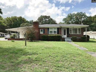 Cayce, S. Congaree, Springdale, West Columbia Single Family Home For Sale: 1138 Lee