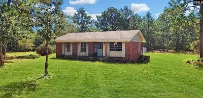Lexington SC Single Family Home For Sale: $85,000
