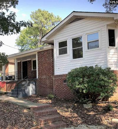 Richland County Single Family Home For Sale: 3818 Wellesley
