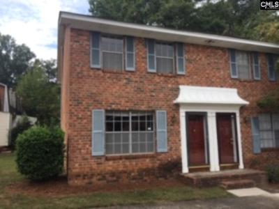 Lexington County, Richland County Condo For Sale: 501 Wimbledon