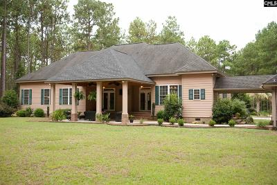 Ridge Spring Single Family Home For Sale: 587 Aiken