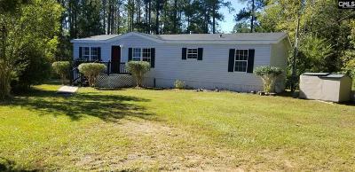 Single Family Home For Sale: 1485 John G. Richards Road