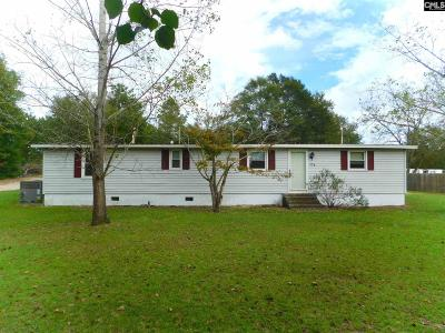 Batesburg, Leesville Single Family Home For Sale: 535 Green Gold