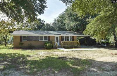 Columbia SC Single Family Home For Sale: $77,000