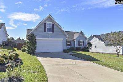 Single Family Home For Sale: 1021 Hamilton Place