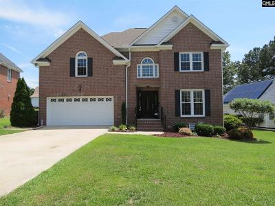 Blythewood, Ridgeway, Winnsboro, Columbia, Elgin, Ballentine, Eastover, Forest Acres, Gadsden, Hopkins Single Family Home For Sale: 108 West Hampton