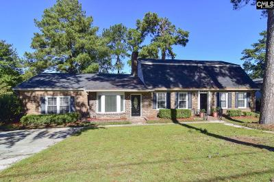 Single Family Home For Sale: 7723 Loch