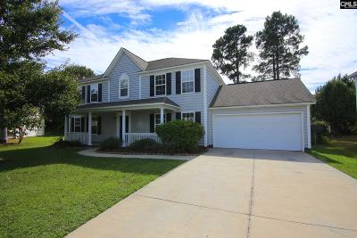 Lexington County, Richland County Single Family Home For Sale: 12 Fallstaff
