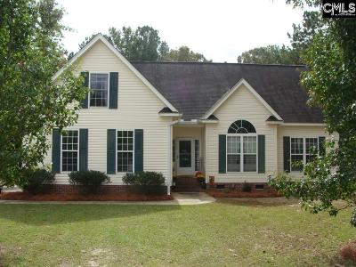 Lugoff SC Single Family Home For Sale: $179,900