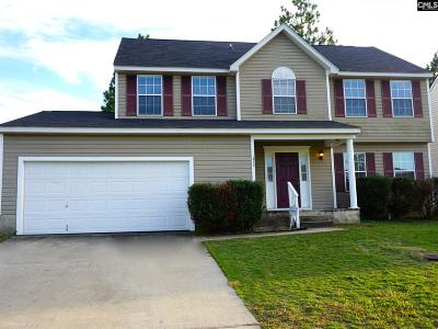 Columbia SC Single Family Home For Sale: $145,000