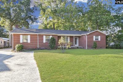 Newberry Single Family Home For Sale: 2714 Deloache