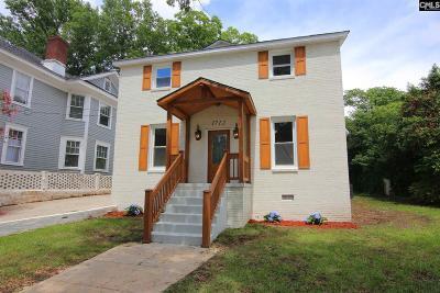 Single Family Home For Sale: 1712 Wayne