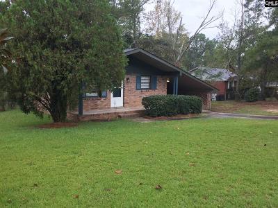 Columbia Single Family Home For Sale: 3808 Woodbury