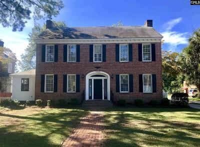 Orangeburg Single Family Home For Sale: 1925 Middleton