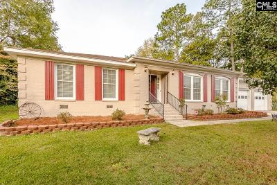 Irmo Single Family Home For Sale: 206 Charlwood