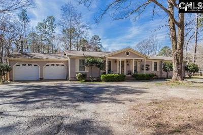 Blythewood Single Family Home For Sale: 1253 Syrup Mill