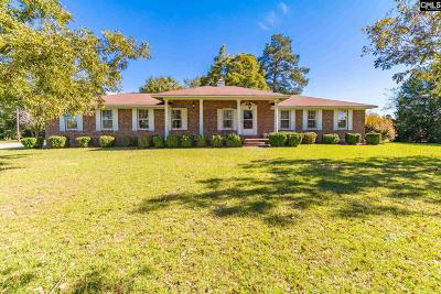 Lexington County, Newberry County, Richland County, Saluda County Single Family Home For Sale: 2625 Cedar Grove