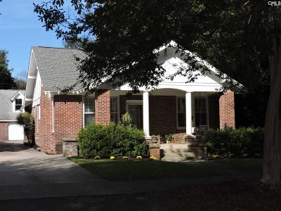 Shandon Single Family Home For Sale: 3219 Monroe