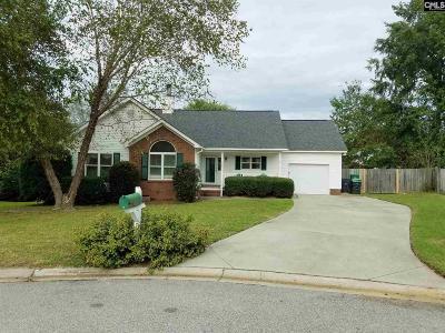 Lexington Single Family Home For Sale: 124 North Trace