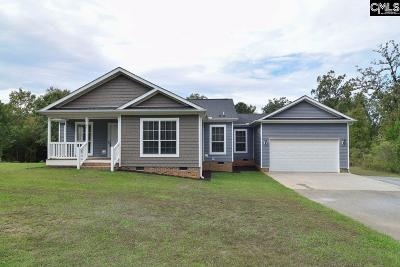 Irmo Single Family Home For Sale: 51 Nature Creek