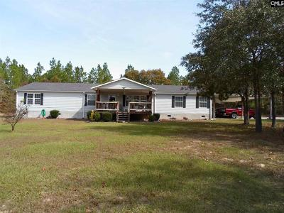 Batesburg Single Family Home For Sale: 467 Holder