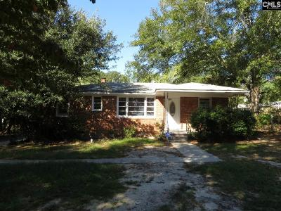 West Columbia Single Family Home For Sale: 331 Woodberry