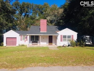 Camden Single Family Home For Sale: 809 Kornegay