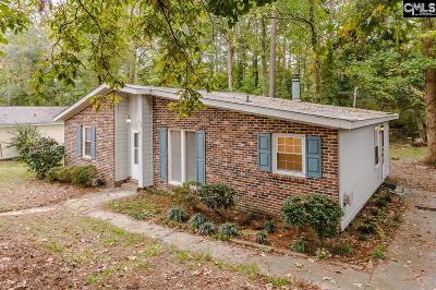 Lexington County, Richland County Single Family Home For Sale: 1436 Nunamaker