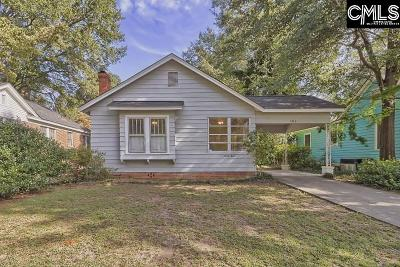 Earlewood Single Family Home For Sale: 3012 Gadsden