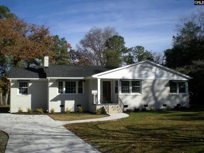 Columbia Single Family Home For Sale: 4515 Moss Hill