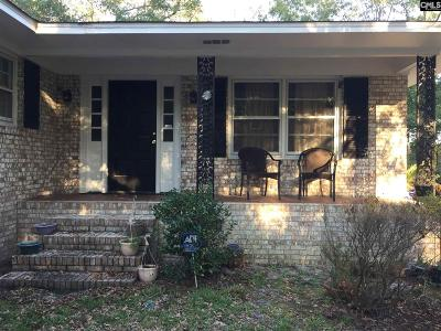 Camden Single Family Home For Sale: 1112 Mathis #2