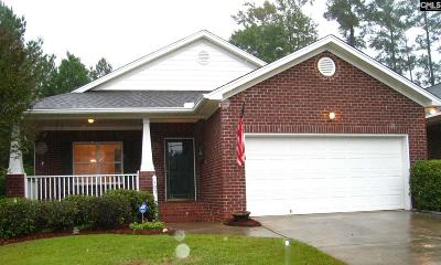 Irmo Single Family Home For Sale: 103 Hamilton Park
