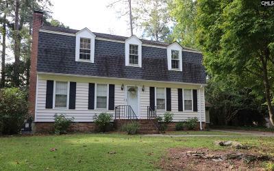 Harbison Single Family Home For Sale: 116 Shadowpine