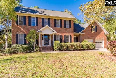 Blythewood Single Family Home For Sale: 11 S Canterbury