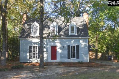 Irmo Single Family Home For Sale: 104 Bickleigh