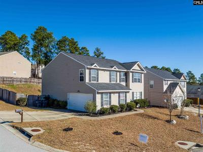 Villages At White Knoll Single Family Home For Sale: 208 Tea Olive